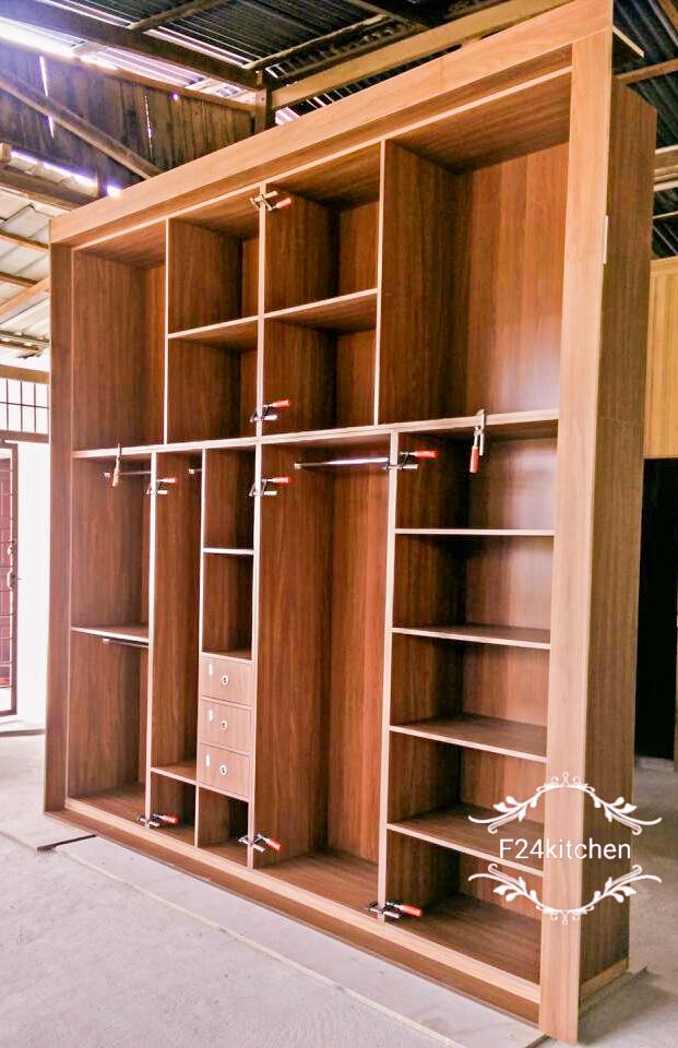 Multi Storage Cabinet Mampu Milik
