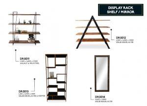 Shelf/Mirror