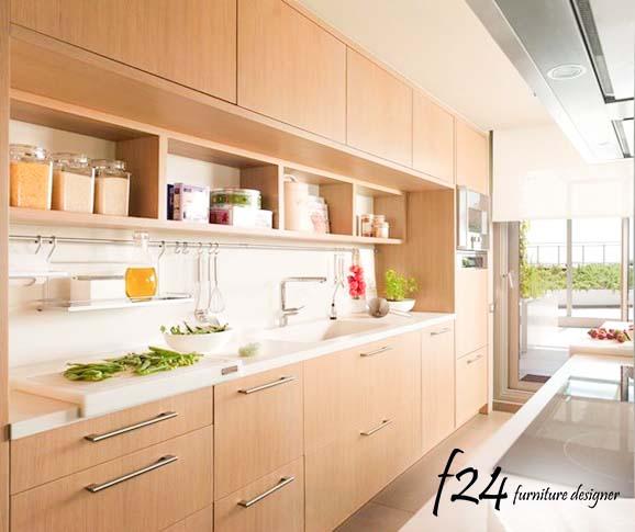 Panduan Susun Atur Dapur Bentuk Selaris